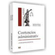 Contencios administrativ. Jurisprudenta