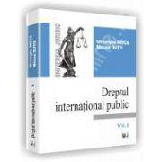Drept international public. Vol. I