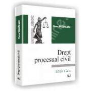 Drept procesual civil. Editia a X-a