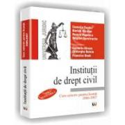 Institutii de drept civil. Curs selectiv pentru licenta 2006/2007