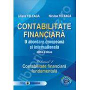 Set: Contabilitate financiara. O abordare europeana si internationala. Vol. I - Contabilitate financiara fundamentala si Vol. II - Contabilitate financiara aprofundata
