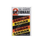 Dictionar German-Roman , Roman-German (Lazarescu, Ioan)