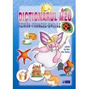 Dictionarul meu Roman-Francez-Englez