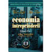Economia intreprinderii. Clasa a X-a