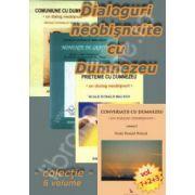Colectia Dialoguri neobisnuite cu Dumnezeu - Conversatii cu Dumnezeu, vol.I, II, III, Comuniune cu Dumnezeu, Prietenie cu Dumnezeu, Momente de gratie