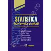 Statistica. Baze teoretice si aplicatii