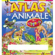 Atlas cu animale cu magneti