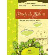 Stiinte ale Naturii, manual pentru clasa a III-a (Octavian Mandrut)