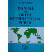 Manual de drept international public (editia a II-a)