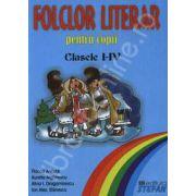 Folclor literar pentru copii clasele I-IV