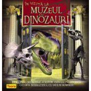 In vizita la muzeul cu dinozauri