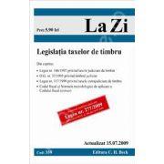 Legislatia taxelor de timbru (actualizat la 15.07.2009). Cod 359