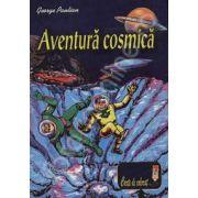 Aventura cosmica. Carte de colorat