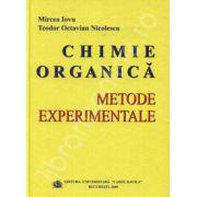 Chimie organica. Metode Experimentale
