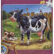 Vacuta Puzzle 20 de piese