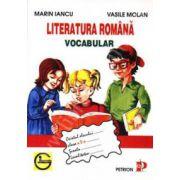 Limba romana - Caiete de munca independenta (vol. 1 - vocabular) si (vol. 2 - fonetica, morfosintaxa, sintaxa propozitiei, fraza)