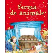 Ferma de animale(carte cu fereastra)