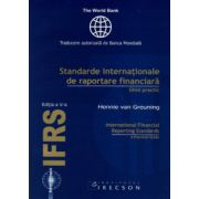 IFRS - Standarde internationale de raportare financiara, editia a V-a