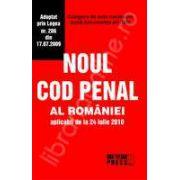 Noul Cod Penal al Romaniei