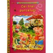 Cei trei purcelusi, carte ilustrata pentru copii (Colectia Comorile Lumii)
