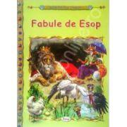 Fabule de Esop, carte ilustrata pentru copii (Colectia Comorile Lumii)