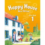 Happy House 1 Activity Book and MultiRom Pack