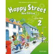 Happy Street 2 Class Book