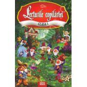 Lecturile copilariei (Antologie de texte literare) - Clasa I