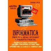 Manual de INFORMATICA, clasa a IX-a (profilul real-intensiv)