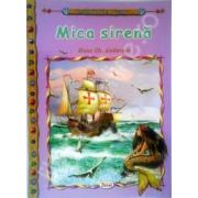 Mica sirena, carte ilustrata pentru copii (Colectia Comorile Lumii)