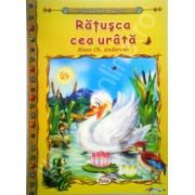 Ratusca cea urata, carte ilustrata pentru copii (Colectia Comorile Lumii)
