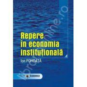 Repere in economia institutionala