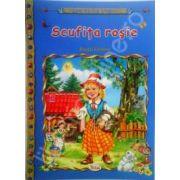 Scufita rosie, carte ilustrata pentru copii (Colectia Comorile Lumii)