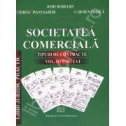 Societatea comerciala. Tipuri de contracte Volumul II - Partea I