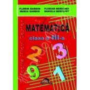 Culegere de Matematica Clasa a III-a