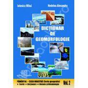 Dictionar de geomorfologie