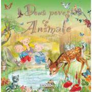 2 povesti cu animale: Cei trei purcelusi si Bambi
