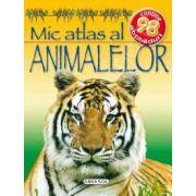 Mic atlas al animalelor cu 98 abtibilduri