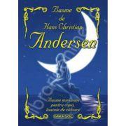 Basme minunate pentru copii inainte de culcare de H. C. Andersen
