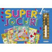 Superjocuri - contine 10 jocuri