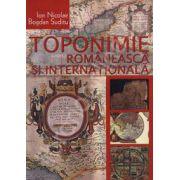 Toponimie Romaneasca si Internationala