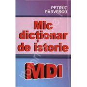 Mic dictionar de istorie, Petrut Parvescu, Cartex