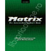 Matrix Pre-Intermediate Teachers Book