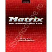 Matrix Upper Intermediate Students Book