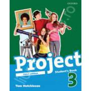 Project (Third Edition Level 3) Workbook Pack