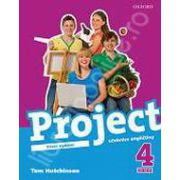 Project (Third Edition Level 4) Students Book