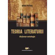 TEORIA LITERATURII-dictionar-antologie