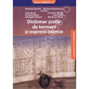 Dictionar scolar de termeni si expresii istorice