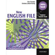 New English File Beginner Students Book
