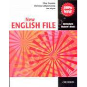 New English File Elementary Class Audio (CDs 3)